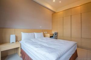 CK Serviced Residence, Апартаменты  Тайбэй - big - 45