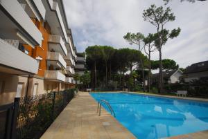 Residence Schubert, Apartmány  Lignano Sabbiadoro - big - 76