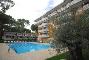 Residence Schubert, Apartmány  Lignano Sabbiadoro - big - 78