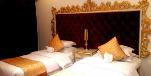 Rose Garden Hotel, Hotel  Riyad - big - 2