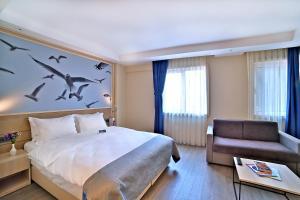 Nekuřácký pokoj typu Executive s postelí velikosti King