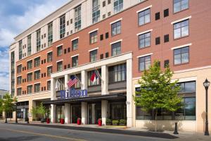 Hilton Asheville Biltmore Park, Hotely  Asheville - big - 10