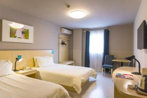 Jinjiang Inn Shanghai Minhang Zhuanqiao, Hotels  Shanghai - big - 21