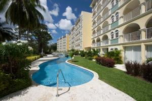Sapphire Beach Condos, Apartments  Christ Church - big - 212