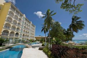 Sapphire Beach Condos, Apartments  Christ Church - big - 211