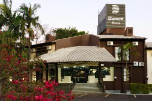 Hotel Damen, Hotely  Foz do Iguaçu - big - 36
