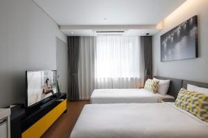 Citadines Han River Seoul, Aparthotely  Soul - big - 8