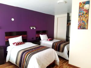 Hotel Tierra Inka Sacred Valley, Szállodák  Ollantaytambo - big - 32