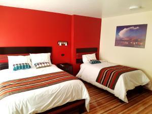 Hotel Tierra Inka Sacred Valley, Szállodák  Ollantaytambo - big - 27