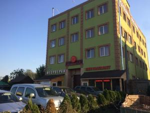 Restaurant and Hotel Complex LOMAKINA, Hotely  Kyjev - big - 34