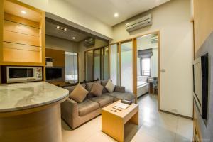 CK Serviced Residence, Апартаменты  Тайбэй - big - 33