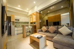 CK Serviced Residence, Апартаменты  Тайбэй - big - 34