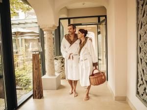 Mühlbach Thermal Spa & Romantik Hotel, Hotels  Bad Füssing - big - 31