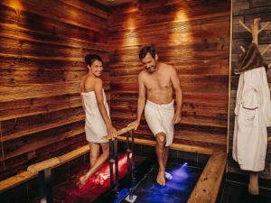 Mühlbach Thermal Spa & Romantik Hotel, Отели  Бад-Фюссинг - big - 53