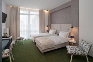 Hotel Metropol, Szállodák  Varsó - big - 30