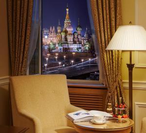 Отель Балчуг Кемпински, Москва