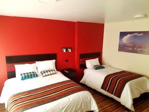 Hotel Tierra Inka Sacred Valley, Szállodák  Ollantaytambo - big - 24