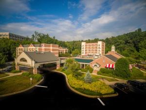 DoubleTree by Hilton Biltmore/Asheville, Hotels  Asheville - big - 30