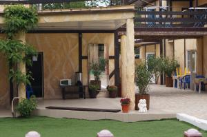 Skala Hotel, Üdülőtelepek  Anapa - big - 59
