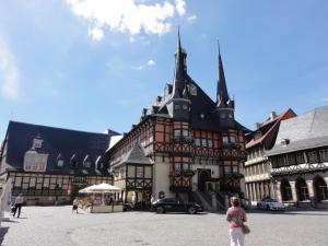 Mein Ferienhaus Wernigerode, Dovolenkové domy  Wernigerode - big - 57