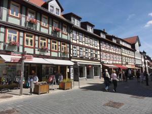 Mein Ferienhaus Wernigerode, Дома для отпуска  Вернигероде - big - 54