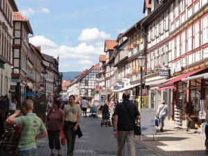 Mein Ferienhaus Wernigerode, Case vacanze  Wernigerode - big - 52