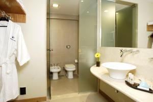 Regente Palace Hotel, Отели  Буэнос-Айрес - big - 31