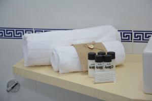 Ahro Suites, Апартаменты  Малага - big - 123