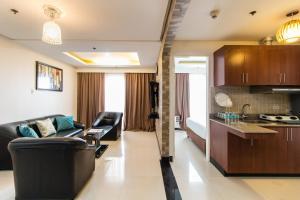 JMM Grand Suites, Apartmánové hotely  Manila - big - 33