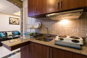 JMM Grand Suites, Apartmánové hotely  Manila - big - 34