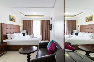 JMM Grand Suites, Apartmánové hotely  Manila - big - 35