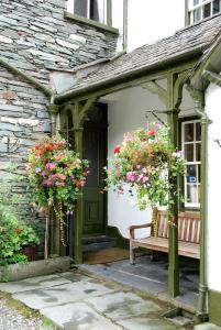The Old Dungeon Ghyll Hotel