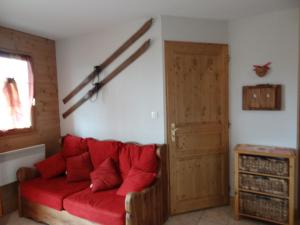 Balcon Des Pistes, Apartmány  Les Deux Alpes - big - 27