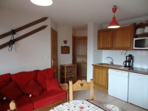 Balcon Des Pistes, Apartmány  Les Deux Alpes - big - 29