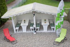 Hotel Garni Krone, Hotels  Senden - big - 28