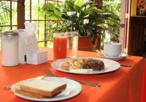 La Posada del Arcangel, Bed & Breakfast  Managua - big - 84