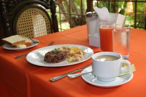 La Posada del Arcangel, Bed & Breakfast  Managua - big - 83