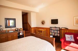 Superior-værelse med queensize-seng