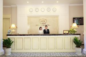 Hoa Binh Hotel, Hotely  Hanoj - big - 41