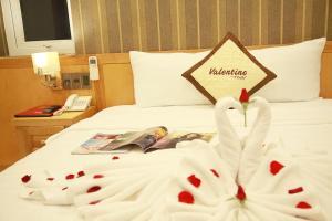 Valentine Hotel, Hotely  Da Nang - big - 17