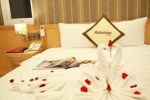 Valentine Hotel, Hotels  Da Nang - big - 17