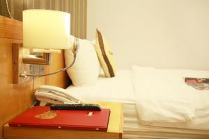 Valentine Hotel, Hotels  Da Nang - big - 14