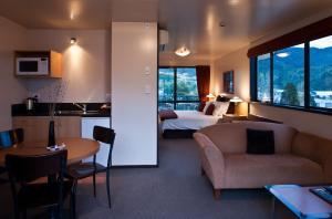 Broadway Motel, Мотели  Пиктон - big - 9