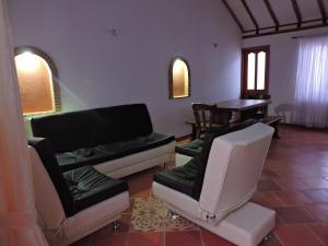 Apartahotel La Gran Familia, Apartmanhotelek  Villa de Leyva - big - 28