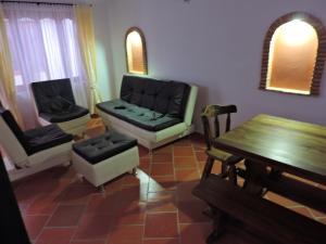 Apartahotel La Gran Familia, Apartmanhotelek  Villa de Leyva - big - 27