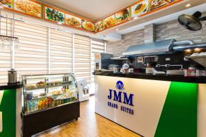 JMM Grand Suites, Apartmanhotelek  Manila - big - 37