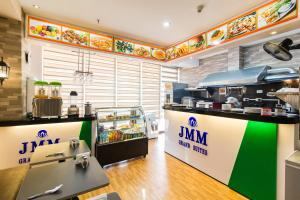 JMM Grand Suites, Apartmanhotelek  Manila - big - 36