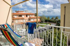 Ligure Residence, Apartments  Borgio Verezzi - big - 24