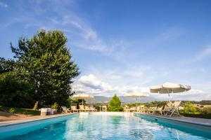 Relais Villa Al Vento, Venkovské domy  Incisa in Valdarno - big - 55
