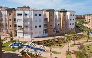 Village Balnéaire Alkawtar, Апартаменты  Мохаммедия - big - 15